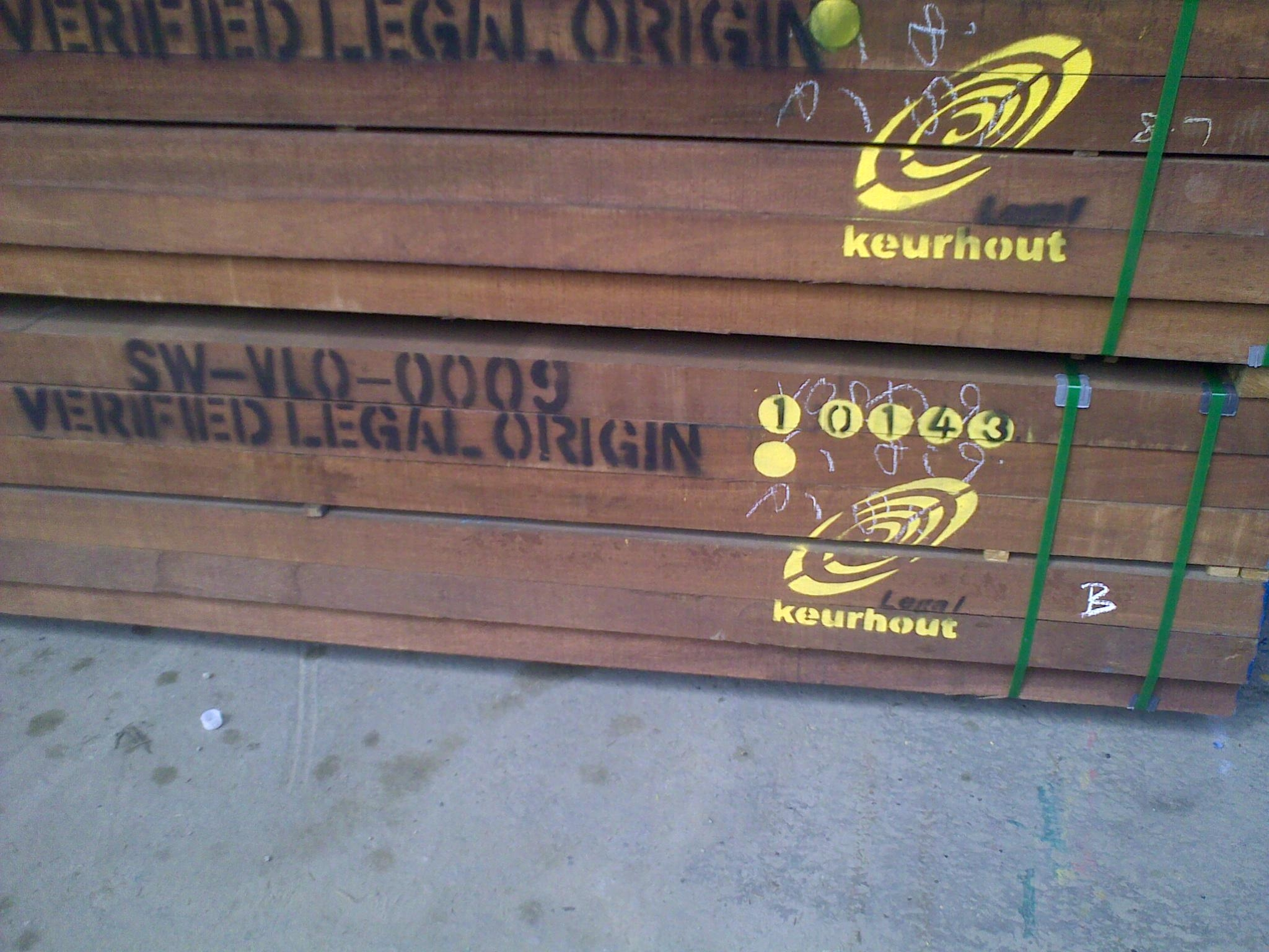 VLO hout